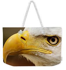 Eagles Eyes Weekender Tote Bag