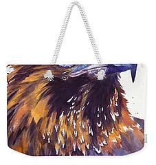 Eagle's Head Weekender Tote Bag