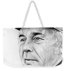 Earl Weaver Weekender Tote Bag by Greg Joens