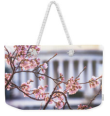 Early Bloom Weekender Tote Bag by Edward Kreis