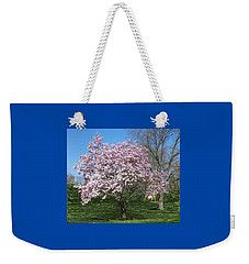 Early Blooms Weekender Tote Bag