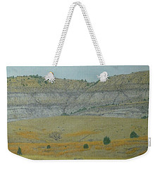 Early May On The Western Edge Weekender Tote Bag