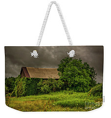 Early Monring Rain Weekender Tote Bag