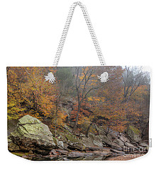 Early Morn. Weekender Tote Bag