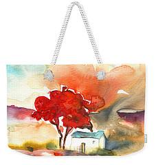 Early Morning 22 Weekender Tote Bag