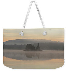 Early Morning Algonquin Weekender Tote Bag