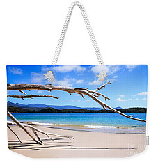 Early Morning At Cockle Creek Weekender Tote Bag by Lexa Harpell