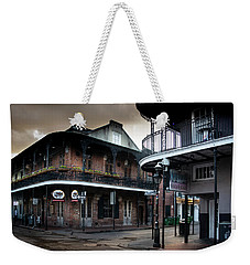 Early Morning At Cornet Weekender Tote Bag