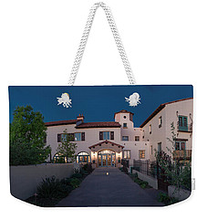 Early Morning At La Posada Weekender Tote Bag by Charles Ables