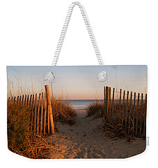 Early Morning At Myrtle Beach Sc Weekender Tote Bag