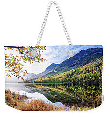Early Morning Buttermere Weekender Tote Bag
