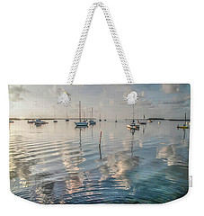 Early Morning Calm Weekender Tote Bag