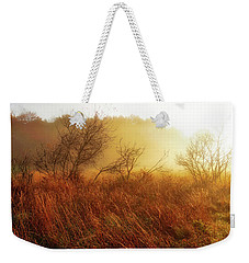 Early Morning Country Weekender Tote Bag