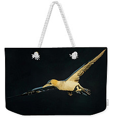 Early Morning Flight Weekender Tote Bag