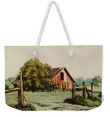 Early Morning In East Texas Weekender Tote Bag