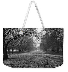 Early Morning In Hyde Park 16x20 Weekender Tote Bag
