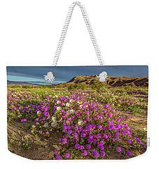 Early Morning Light Super Bloom Weekender Tote Bag