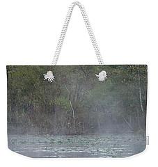 Early Morning Mist Weekender Tote Bag