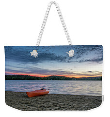 Early Morning On Oxtongue Lake Weekender Tote Bag