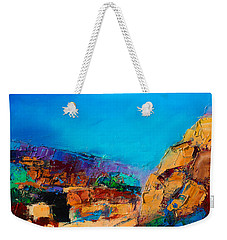 Early Morning Over The Canyon Weekender Tote Bag
