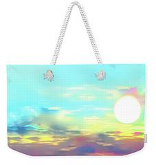 Early Morning Rise- Weekender Tote Bag