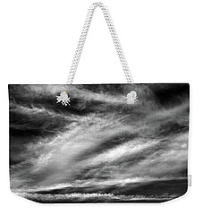 Early Morning Sky. Weekender Tote Bag by Terence Davis