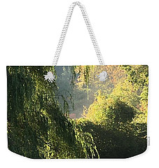 Early Morning Tranquility Weekender Tote Bag