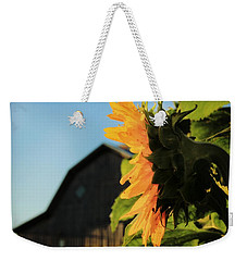 Weekender Tote Bag featuring the photograph Early One Morning by Chris Berry