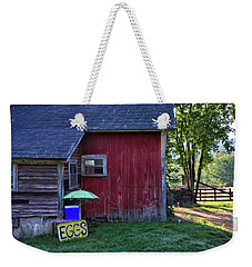 Early One Mornining Weekender Tote Bag by Mike Martin