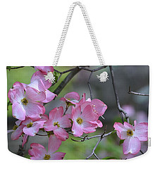 Early Spring Color Weekender Tote Bag by Kathy Eickenberg