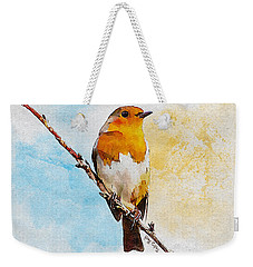 Early Spring Weekender Tote Bag by Greg Collins