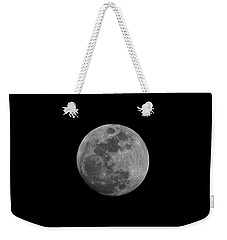 Early Spring Moon 2017 Weekender Tote Bag