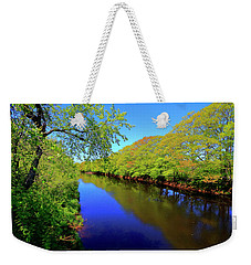 Early Spring On The Annapolis River Weekender Tote Bag