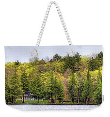 Early Spring Panorama Weekender Tote Bag by David Patterson