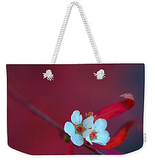 Early Spring Weekender Tote Bag