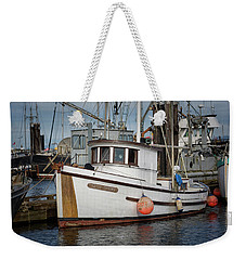 Weekender Tote Bag featuring the photograph Early Spring by Randy Hall