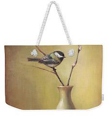 Early Spring Still Life Weekender Tote Bag