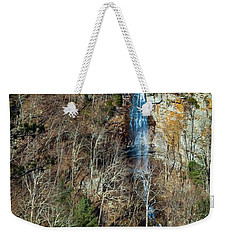 Early  Spring Waterfall  Weekender Tote Bag
