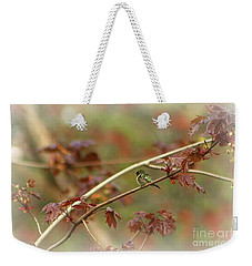Early Summer Hummer Weekender Tote Bag