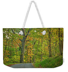 Early Sun Weekender Tote Bag