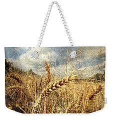 Ears Of Corn Weekender Tote Bag