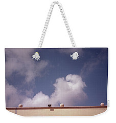 Earth Calling Sky  Weekender Tote Bag