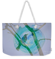Earth Day 2015 Weekender Tote Bag