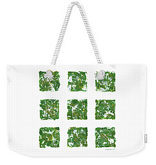 Earth Weekender Tote Bag