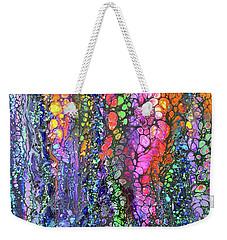 Earth Gems #18w02 Weekender Tote Bag