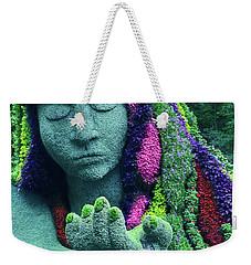 Earth Goddess Weekender Tote Bag