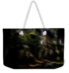 Earth Lights 1 Weekender Tote Bag