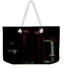 Earth Lights 2 Weekender Tote Bag