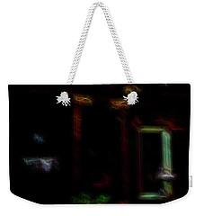 Earth Lights 2 Weekender Tote Bag by William Horden