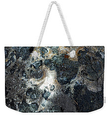 Weekender Tote Bag featuring the photograph Earth Memories - Stone # 8 by Ed Hall